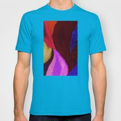 Abstract Leaves T-shirt by Robert Lee - $18.00 #art #graphic #design #iphone #ipod #ipad #galaxy #s4 #s5 #s6 #case #cover #skin #colors #mug #bag #pillow #stationery #apple #mac #laptop #sweat #shirt #tank #top #clothing #clothes #hoody #kids #children #boys #girls #men #women #ladies #lines #love #colour #abstract #light #home #office #style #fashion #accessory #for #her #him #gift #want #need #love #print #canvas #framed #Robert #S. #Lee
