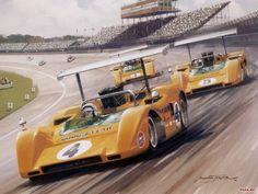 Michael Turner (b.1934) —   The McLaren Team 1969  (1024×768)