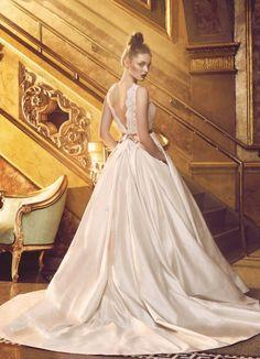 Wedding dress idea; Featured Dress: Paloma Blanca