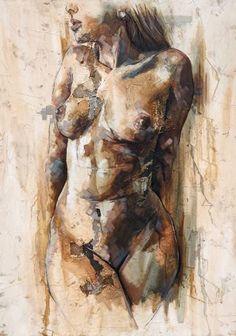 "Saatchi Art Artist Francisco Jose Jimenez; Painting, ""Amphora"" #art"