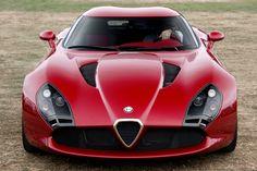 Alfa Romeo Zagato TZ3 Stradale