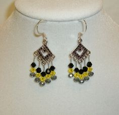 Chandelier earrings... $10... Pick your colors...