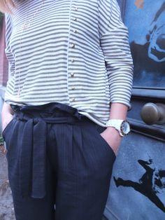 Tshirt LOLA pantalon LEO livre Jolies Tenues de Jolies Bobines