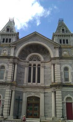 Church on North Hill/Mutley, Plymouth England
