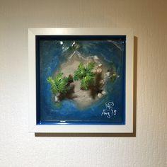 Diorama, Terrarium, Frame, Decor, Wound Healing, Landscape, Nice Asses, Terrariums, Picture Frame