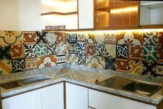 Interior Design Kitchen, Feng Shui, Valance Curtains, Kitchen Cabinets, Modern, Home Decor, Kitchen Ideas, Kitchens, Pottery Designs