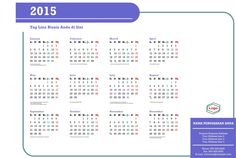 Kalender 2015 Indonesia - Design_36_Radial