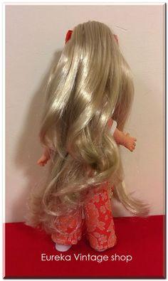 Παλαιοπωλείο Εύρηκα Eureka Vintage shop: Μικρή κούκλα ROMEO Long Hair Styles, Toys, Beauty, Vintage, Activity Toys, Long Hairstyle, Clearance Toys, Long Haircuts, Vintage Comics