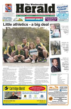 Latest edition online now. Share the link on your timeline. http://adelaidehills.realviewtechnologies.com/