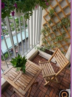 27+ Beautiful Small Balcony Ideas for Limited Space - aoneperfume