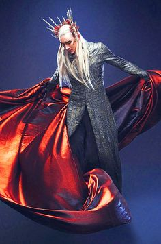 "19 Reasons Thranduil Is The Real Star Of ""The Desolation Of Smaug"""