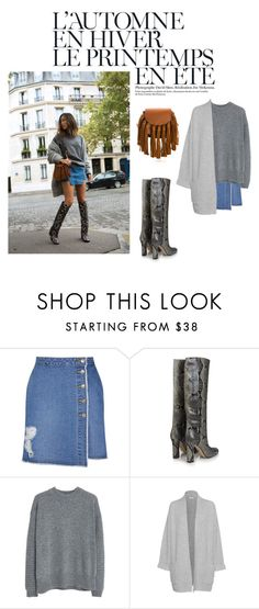 """""""found the whole look"""" by lauravdlaan ❤ liked on Polyvore featuring Steve J & Yoni P, Été Swim, Diane Von Furstenberg, MANGO, iHeart and Chloé"""