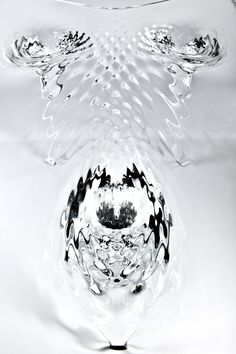 Liquid Glacial Table - Architecture - Zaha Hadid Architects