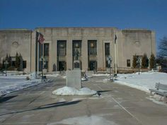 Rockland County New York Courthouse