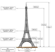 Fibonacci and The Golden Ratio Fibonacci Golden Ratio, Fibonacci Spiral, Gustave Eiffel, Eiffel Tower Drawing, Image Paris, Divine Proportion, Paris Eiffel Tower, Paris Photos, Patterns In Nature