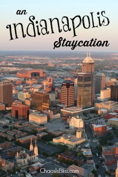 Looking for frugal fun in #Indianapolis? Have a #Staycation in #Indy with these fun and frugal things to do!