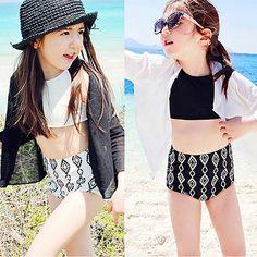 $17.99 (Buy here: https://alitems.com/g/1e8d114494ebda23ff8b16525dc3e8/?i=5&ulp=https%3A%2F%2Fwww.aliexpress.com%2Fitem%2Fgirls-swimwear-with-solid-color-bikini-kids-four-pieces-maillot-de-bain-enfant-fille-2016%2F32622794442.html ) 2016 Summer girls swimwear with solid color bikini kids 3pcs vest+short+jacket maillot de bain enfant fille Girls Swimming suit for just $17.99