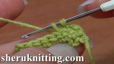 HOW TO SINGLE CROCHET Tutorial 5. Crochet Basics. http://sheruknitting.com/videos-about-knitting/crochet-for-beginners/item/178-how-to-single-crochet.html . In this tutorial you will learn how to single crochet . This stitch is the shortest stitch. You will be able to single crochet by the end of this tutorial.