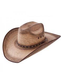 3ecdc16cfe6 Resistol Jason Aldean Amarillo Sky - Mexican Palm Cowboy Hat