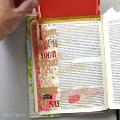 Bible Journaling For The Beginner - Christa Sterken