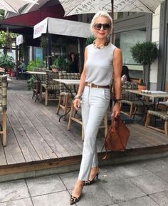 fashion trends for women over for women over 50 style, Mature Fashion, Over 50 Womens Fashion, 50 Fashion, Fashion Over 40, Fashion Outfits, Fashion Tips, Fashion Trends, Fashion Poses, Ladies Fashion