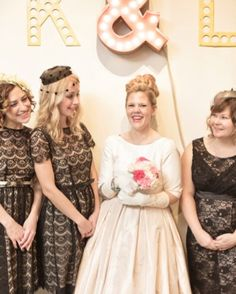 """See the """"Bridal-Party Style"""" in our  gallery"""
