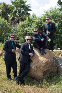 Groomsmen - Pegasus Photography