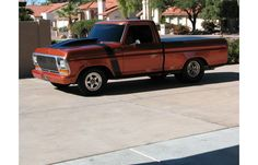 1979 Ford F-150 Pickup Truck for sale | Hotrodhotline.com