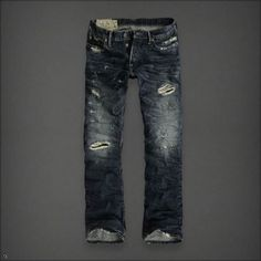 Abercrombie and Fitch Mens Jeans For Sale