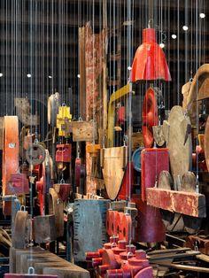 Pavilion of Turkey at the 15th International Architecture Exhibition, la  Biennale di Venezia - Google Arts & Culture