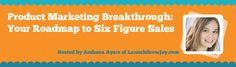 Product Marketing Breakthrough