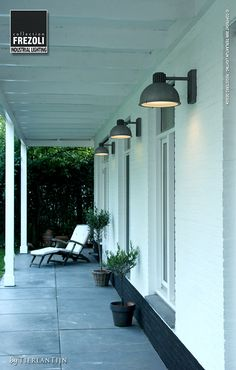 Frezoli Industrial Lighting | Raz lamp for outdoors 816