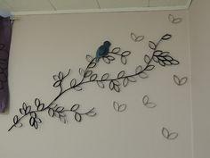 Toilet Paper Roll Wall Art Animals