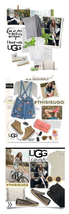 """Winners for Play With Prints In UGG"" by polyvore ❤ liked on Polyvore featuring UGG Australia, T By Alexander Wang, WithChic, NARS Cosmetics, thisisugg, Alexander Wang, Valentino, Balmain, Tory Burch and Sigma Beauty"