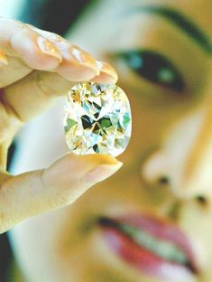 The Steinmetz Sirius Diamond - This 103.83-carat diamond was offered for auction at Sotheby's Geneva location in November 20th, 2003 with an estimate of 8 to 10 million. It is described by gemologists as Type IIa, D-color and Internally Flawless – adding even further to its rarity. It was discovered in South Africa's legendary Premier mine. Some news articles on the diamond have mentioned it was cut in a cushion shape in tribute to the famous Hope Diamond.