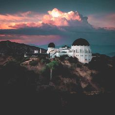 THE GRIFFITH OBSERVATORY LA One of my favourite places