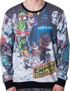 Star Wars Vintage Hoth Sweatshirt