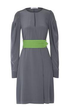 VMoving Emotion Belted Dress by DOROTHEE SCHUMACHER for Preorder on Moda Operandi $640