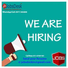 View At Jobs Desk All Cur Opening In Various Reputed Organization Get Thousands Of