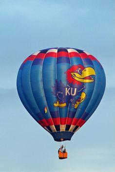 Jayhawk Balloon