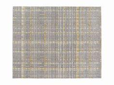 Tai Ping and the designers - Hong Kong - Paris - New York - Tapis - 1956 - Décoration - Carré - Couleurs - Gris - Jaune - APR
