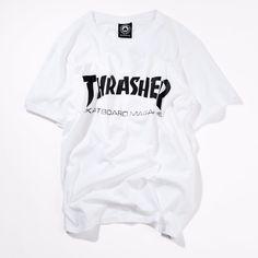 1a76eebdea74 New thrasher T Shirt Men Skateboards tee Short Sleeve skate Tshirts Tops Hip  Hop