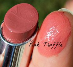 The Great Drugstore Lipstick Duel - Pink Truffle is a great neutral from Revlon Lip Butters