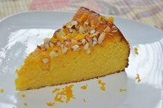 PORTOCALE FIERTE -prajitura marocana