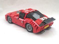 Lego Marcos 1600 GT TLCB Contest Entry | by Harry3099