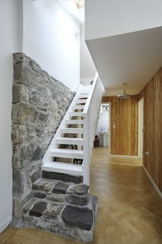 Lovely feature staircase