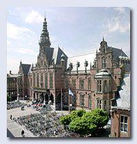 Univesiteit van Groningen, Nederland