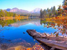 Chester & Lake Almanor, California