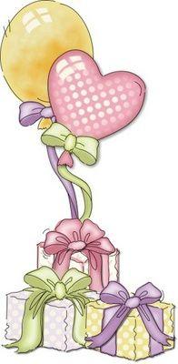 Happy Birthday to you! Birthday Balloons Clipart, Balloon Clipart, Birthday Greetings, Birthday Wishes, Birthday Presents, Birthday Clips, Art Birthday, Clip Art, Cute Clipart
