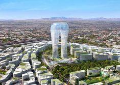 Tashkent City architectural projects, please visit our page to view project details and photos. Urban Park, Conceptual Design, Convention Centre, City Photo, National Parks, Public, Landscape, Architecture, Arquitetura